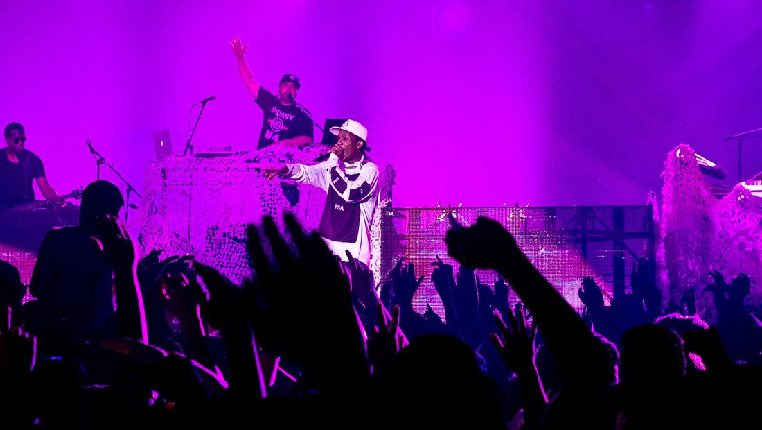 A$AP Rocky Hordern Pavillion 2013 - 01
