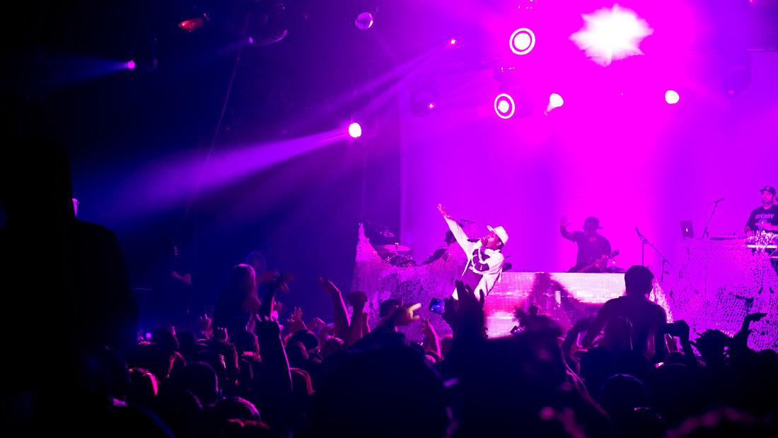 A$AP Rocky Hordern Pavillion 2013 - 02