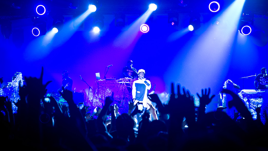 A$AP Rocky Hordern Pavillion 2013 - 03
