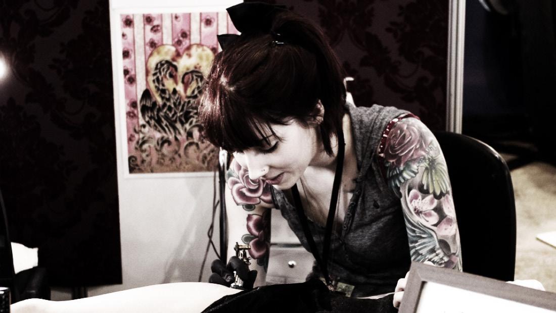 sydney tattoo expo