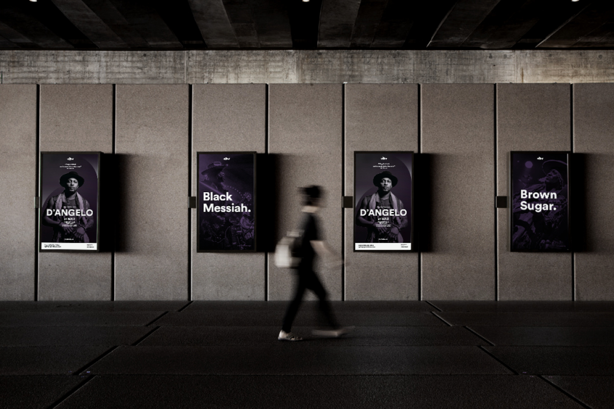 Sydney Opera House Music Campaigns - D'Angelo Digital Signs
