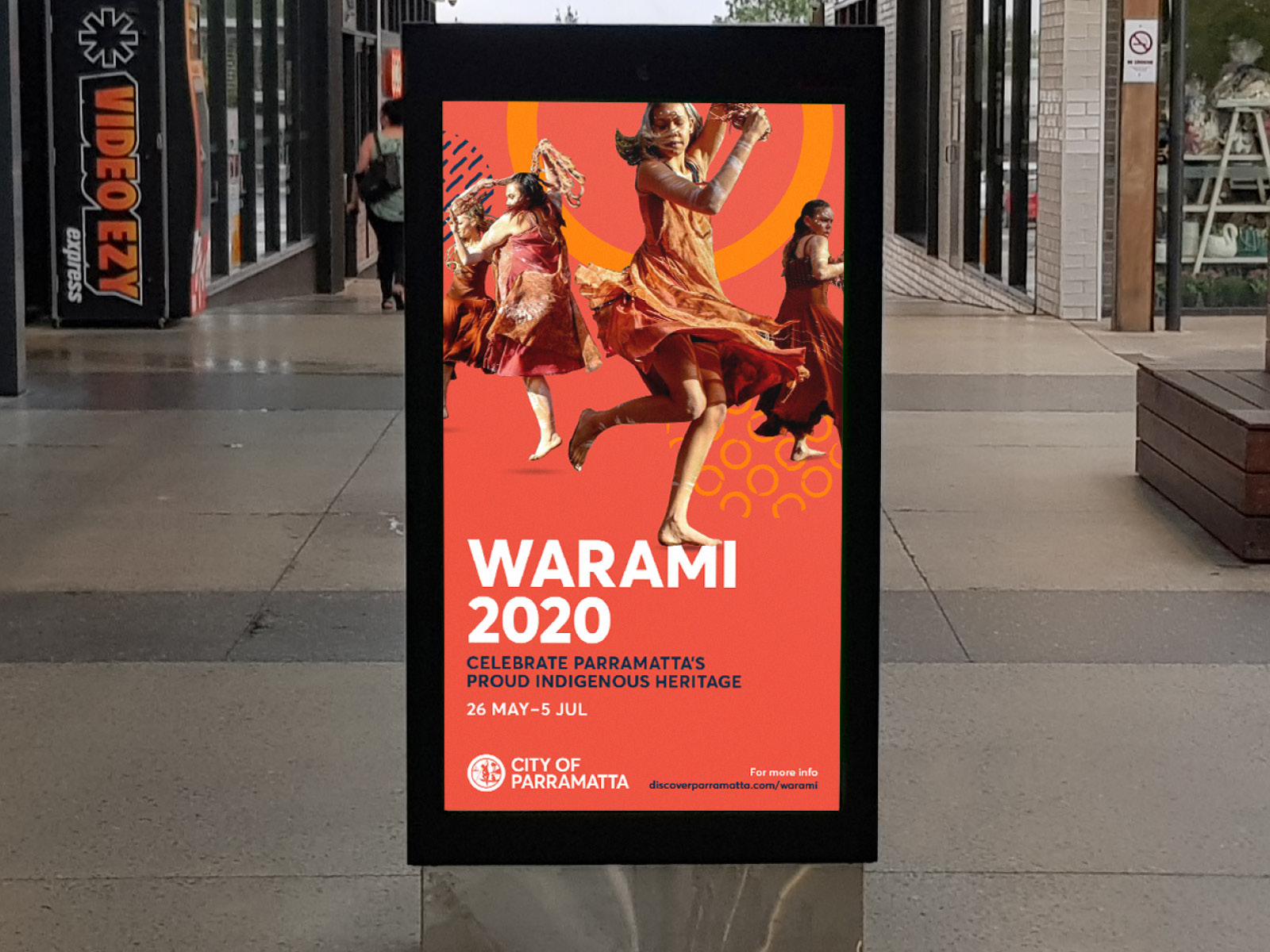 City of Parramatta - Warami Festival